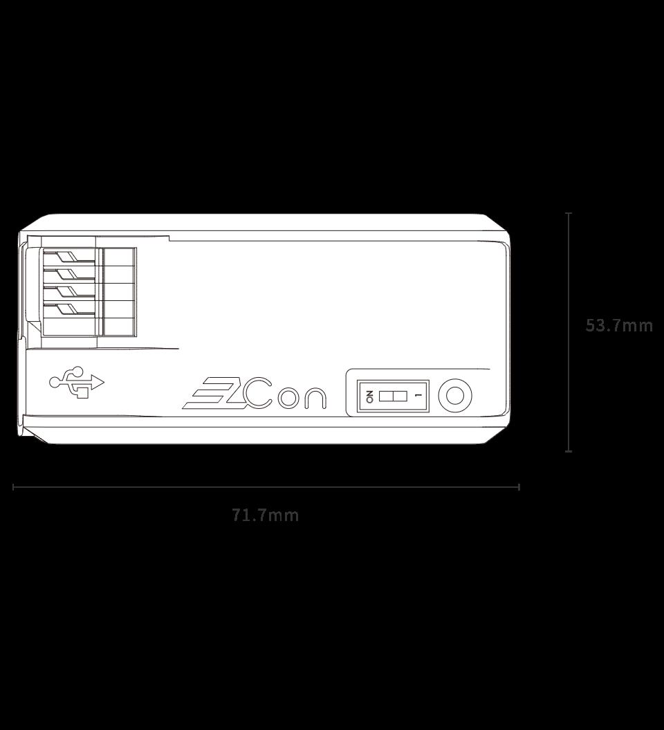 电子门锁控制器 - 产品规格