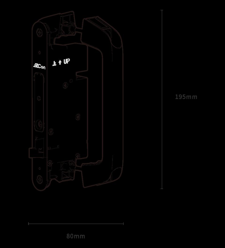 General Door Lock - Specifications